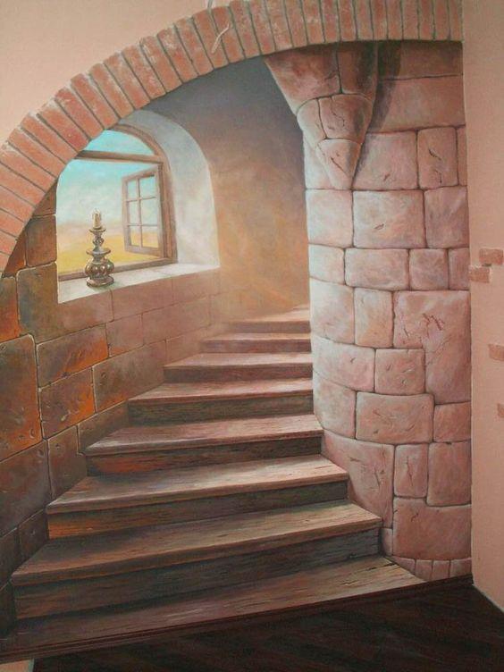 ROSİDA SANAT ''Sanatsal Duvar resmi boyama''