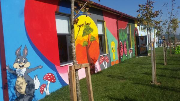 Rosida Sanat - Anaokulu Çalışmamız