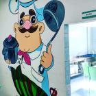 Ofis - İşyerleri İçin Duvar Resmi Boyama